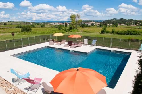 Mas de Fabregues - Le Coeur : Guest accommodation near Aspiran