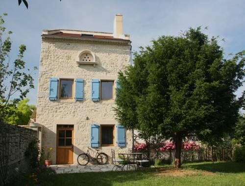 Gîte le Vieux Vélo : Guest accommodation near Biozat