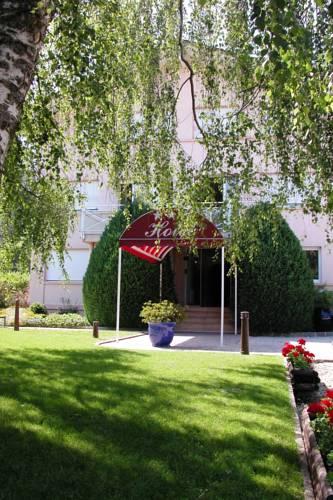 Hotel Le Jura : Hotel near Sauverny