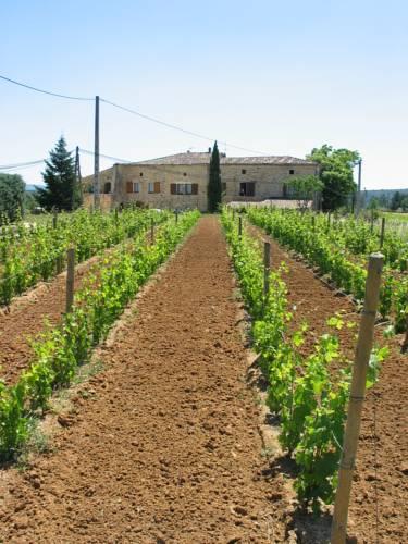 Domaine de l'Escapade : Guest accommodation near Laurac-en-Vivarais