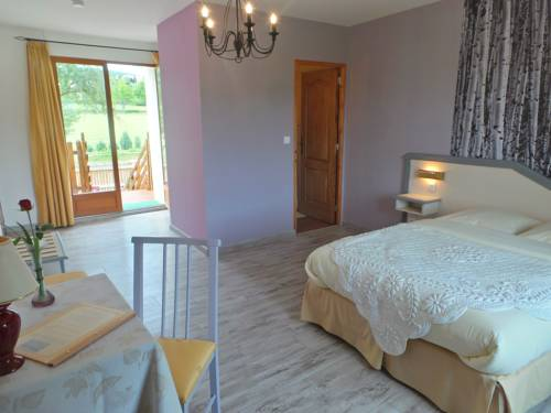Le Mas Des Ferrayes : Bed and Breakfast near L'Hospitalet