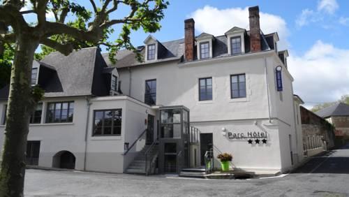 Inter-Hotel Brive-la-Gaillarde Nord Parc Hôtel Pompadour : Hotel near Arnac-Pompadour