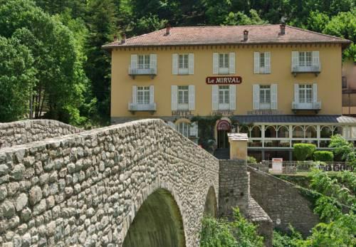 Le Mirval : Hotel near Fontan