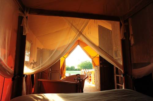 Kimaro Farmhouse : Guest accommodation near Cessy-les-Bois