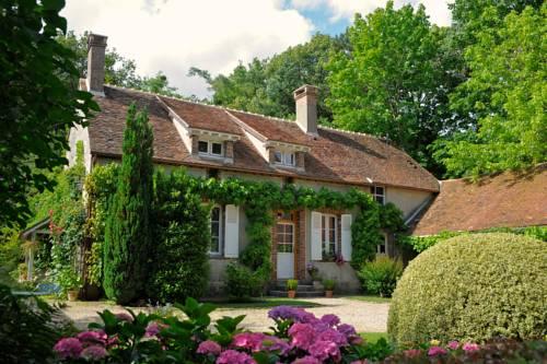 Hameau des Grès : Guest accommodation near Thoury-Férottes