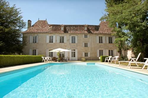 Château La Gentilhommière du Puits Notre-Dame : Bed and Breakfast near Neuvic