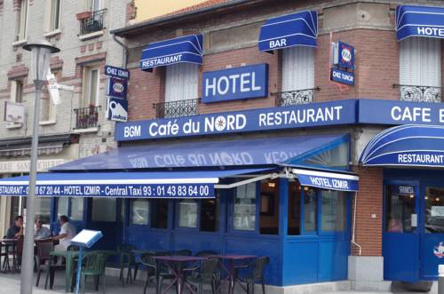 Café du Nord-Izmir hôtel : Hotel near Dugny
