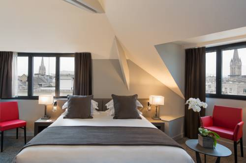 Best Western Plus Hotel Moderne Caen : Hotel near Caen