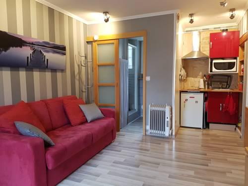 Studio Saint Leu d'Esserent : Apartment near Bernes-sur-Oise