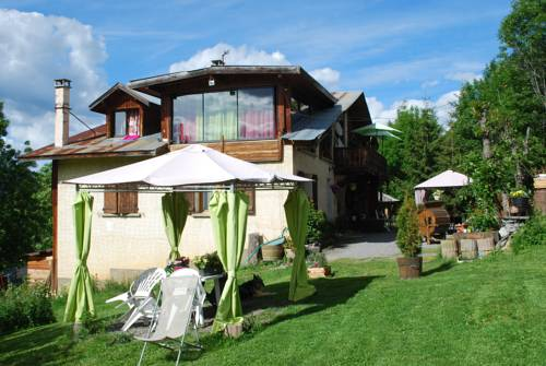 Le Clos Du Berger : Guest accommodation near Enchastrayes