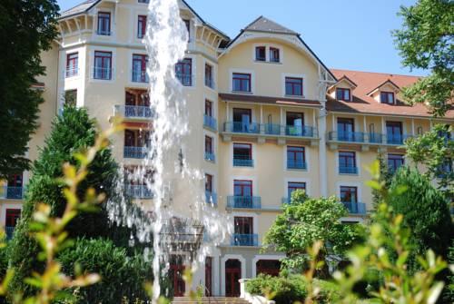Terres de France - Appart'Hotel le Splendid : Guest accommodation near Allevard