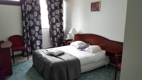 Hotel Boreve Nevers Nord : Hotel near Saint-Martin-d'Heuille