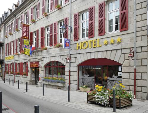 Hotel de France : Hotel near Creuse