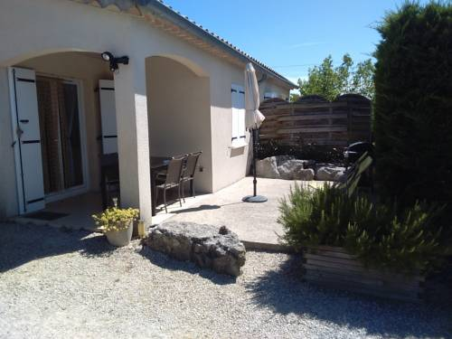 Cottage in Lagorce : Guest accommodation near Lagorce