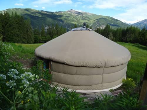 Ratéry : Guest accommodation near Entraunes