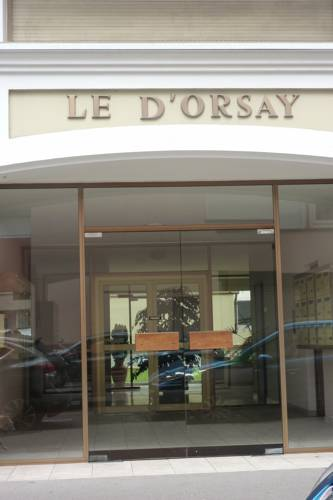 Le d'Orsay Apartment : Hotel near Aquitaine