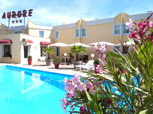 Citôtel Aurore Bourges Nord - Saint Doulchard : Hotel near Bourges