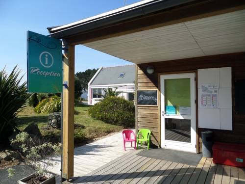 Camping Le Kernest : Guest accommodation near Bangor