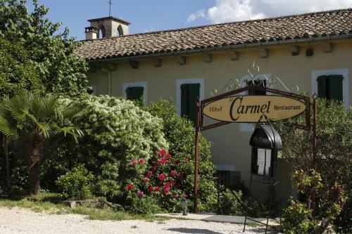 Hotel Carmel : Hotel near Chambonas
