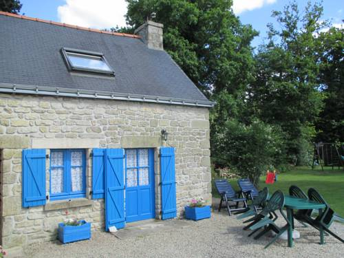 La Ferme de Belle Vue : Guest accommodation near Mellionnec