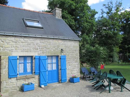 La Ferme de Belle Vue : Guest accommodation near Lescouët-Gouarec