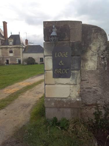 Loge & Broc : Bed and Breakfast near Chalonnes-sur-Loire