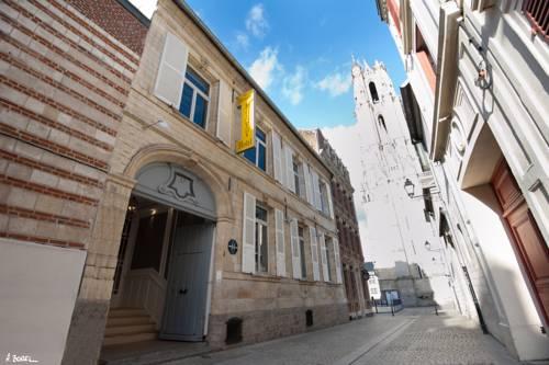 Hotel Le Prieuré et La Résidence : Hotel near Amiens