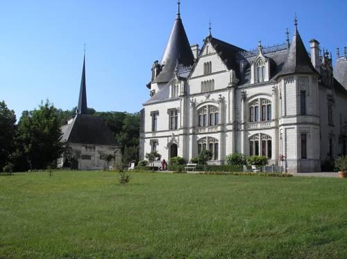 Château de Veretz : Guest accommodation near Saint-Martin-le-Beau