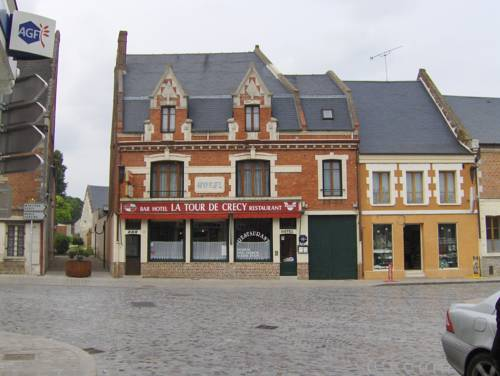La Tour de Crecy : Hotel near Courbes