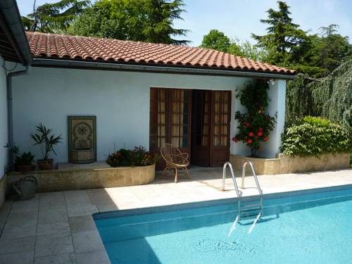 Les Cedres : Bed and Breakfast near Aux-Aussat