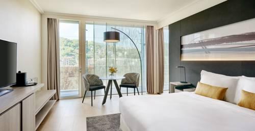 Lyon Marriott Hotel Cité Internationale : Hotel near Caluire-et-Cuire