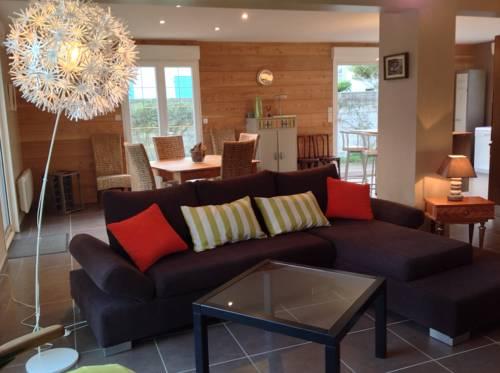 L'estran : Guest accommodation near Agon-Coutainville