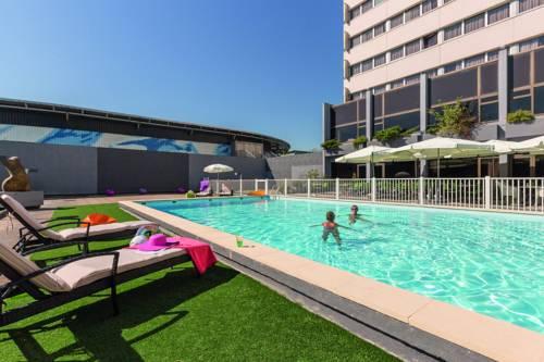 Appart'City Confort Grenoble Alpexpo : Guest accommodation near Bresson