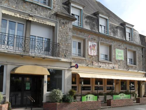 Le Relais Saint Michel : Bed and Breakfast near Domfront