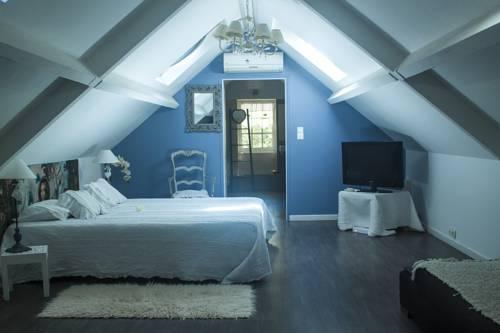 Chambres d'Hôtes Le P'tit Angelus : Bed and Breakfast near Le Mée-sur-Seine