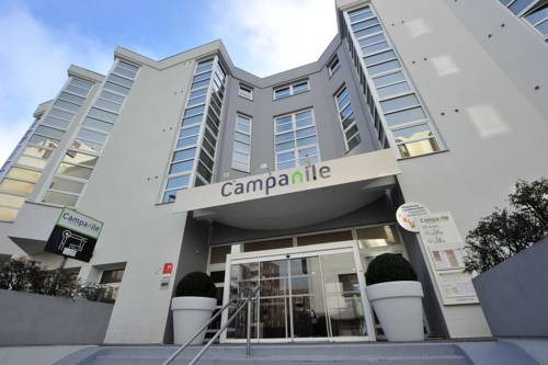 Campanile Reims Centre - Cathedrale : Hotel near Reims