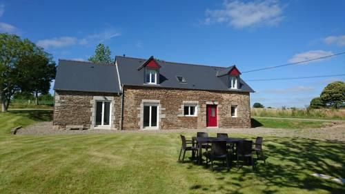 Gîte de l'hamelinaie : Guest accommodation near Coglès