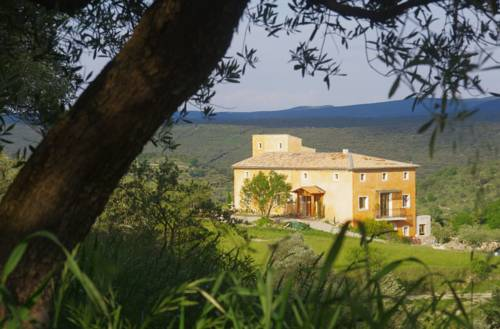 Domaine de Pontet-Fronzèle : Guest accommodation near Lagorce