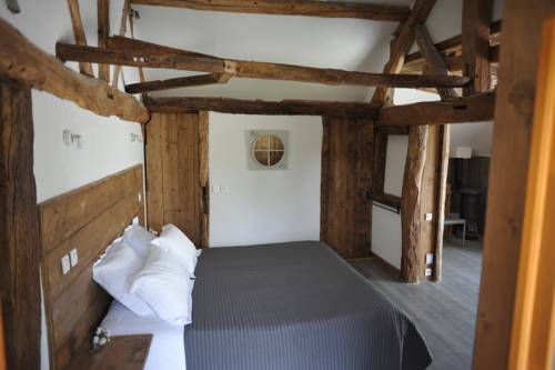 La Bergerie Du Château De Pommeuse : Bed and Breakfast near La Haute-Maison