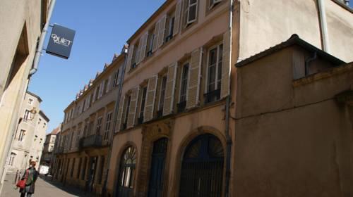 Meublé Tourisme à Metz : Apartment near Metz