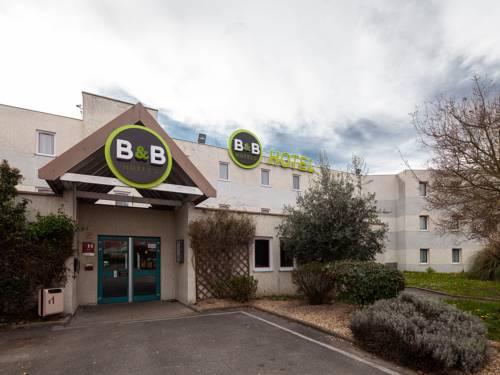 B&B Hôtel EVRY LISSES 1 : Hotel near Pringy