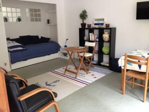 Ouest Marine studio29 : Apartment near Pont-l'Abbé
