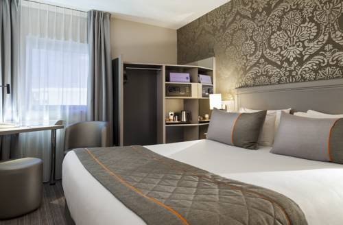 Clichy map of clichy 92110 france - Hotel timhotel porte de clichy ...