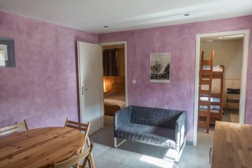 Au Coeur Des Ecrins : Apartment near Champcella