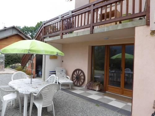 Vuedorel : Apartment near Châteauroux-les-Alpes
