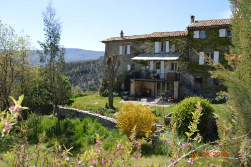 Gite Napoleon : Guest accommodation near Moriez