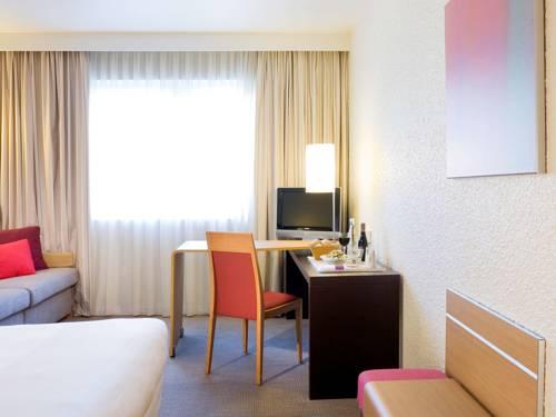 Novotel Massy Palaiseau : Hotel near Champlan