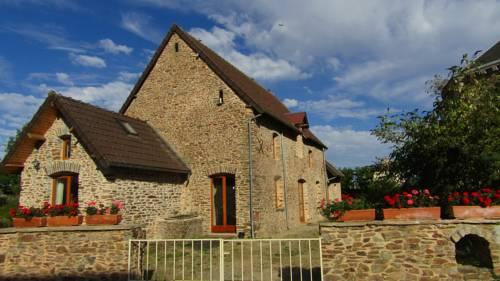 La ferme de la Baconnerie : Guest accommodation near Airel