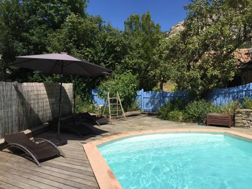 Le Chanelou : Guest accommodation near Aspres-sur-Buëch