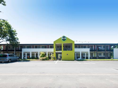 B&B Hôtel Brest Kergaradec : Hotel near Plabennec